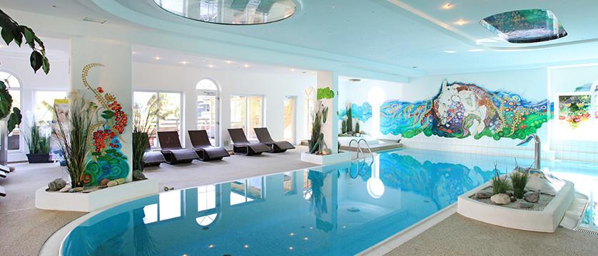 Hotel Hochfilzer, Ellmau, Austria - Indoor pool.jpg